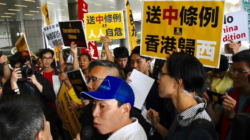 立法會首次香港逃犯條例修訂法案會議惹爭議_04.jpg